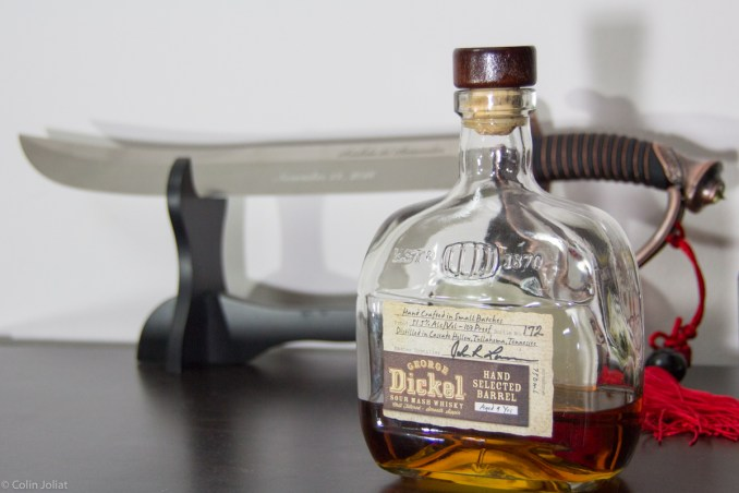 Dickel Single Barrel