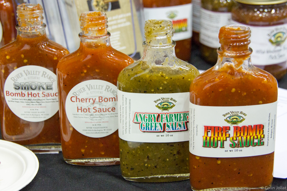 River Valley Farmers – Hot Sauce