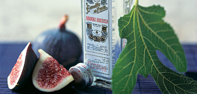 boukha national spirits