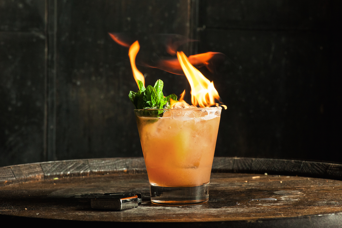 Halloween drinks are like trick-or-treating for adults