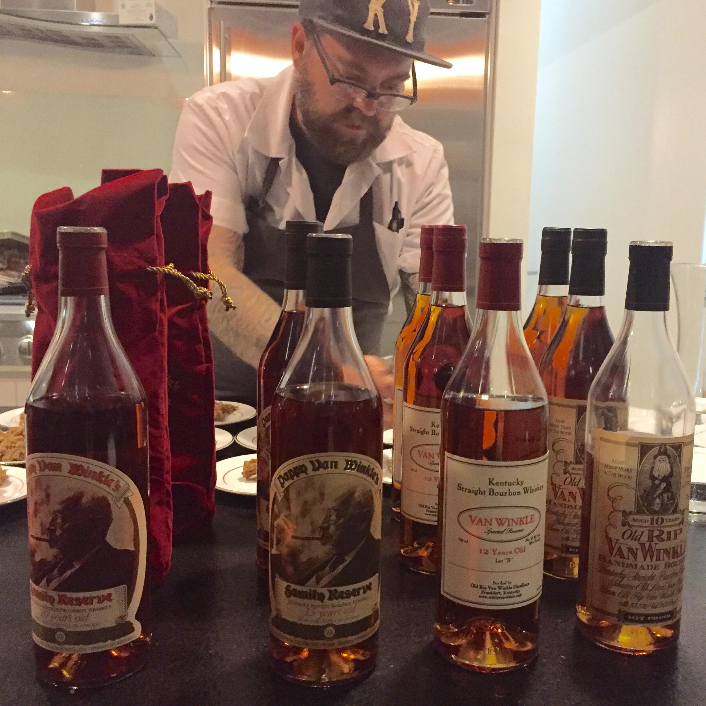 Bourbon Classic Day 1-6