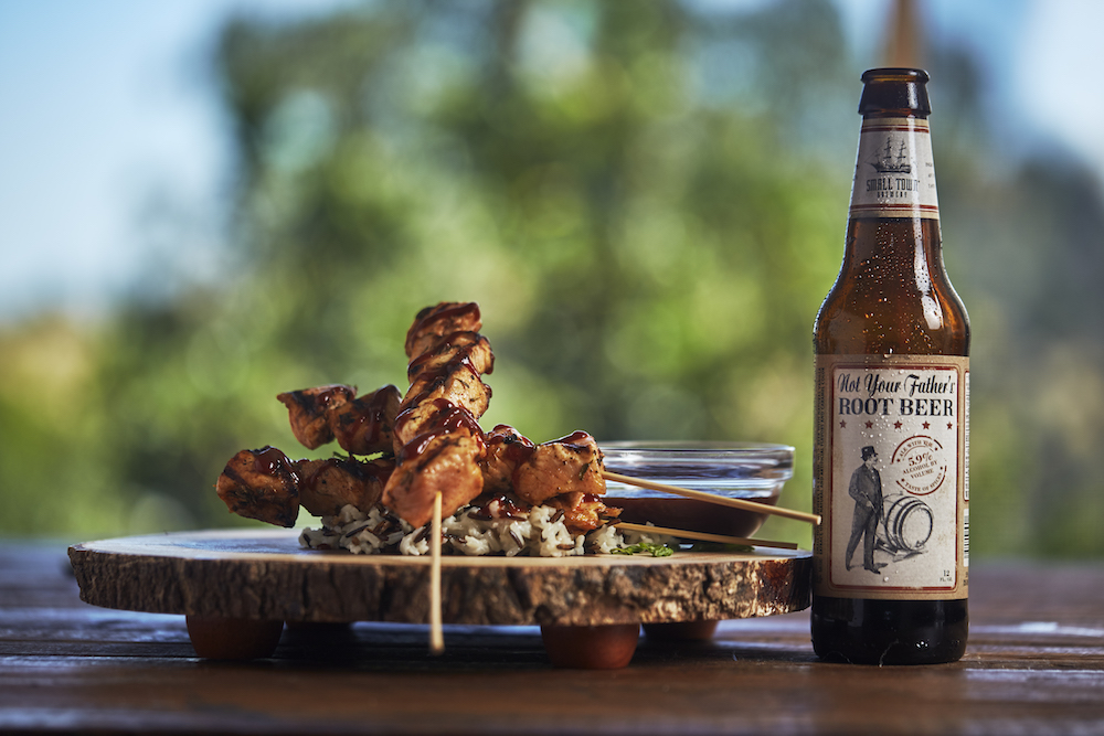 Not Your Fathers Day Chicken Skewers