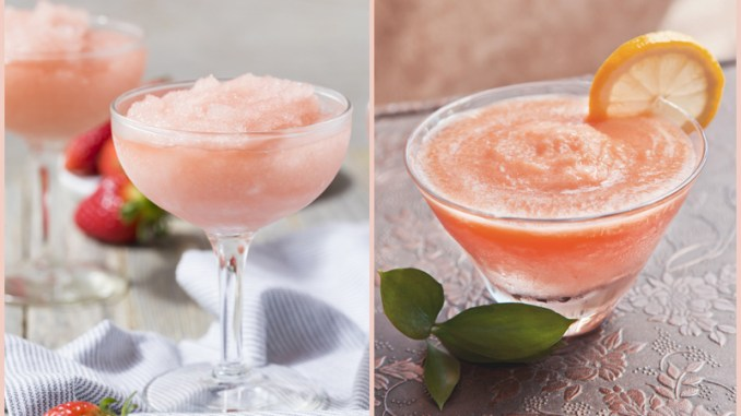 Van Gogh Frosé Recipes
