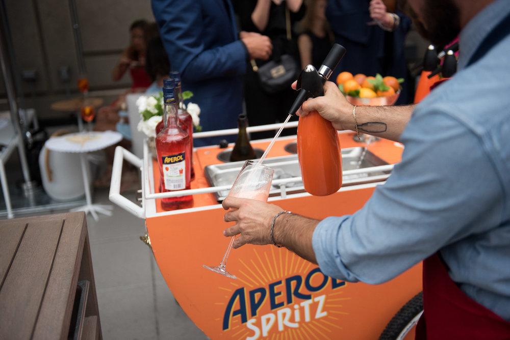 Factor Chosen Summer Soiree Aperol Spritz 2