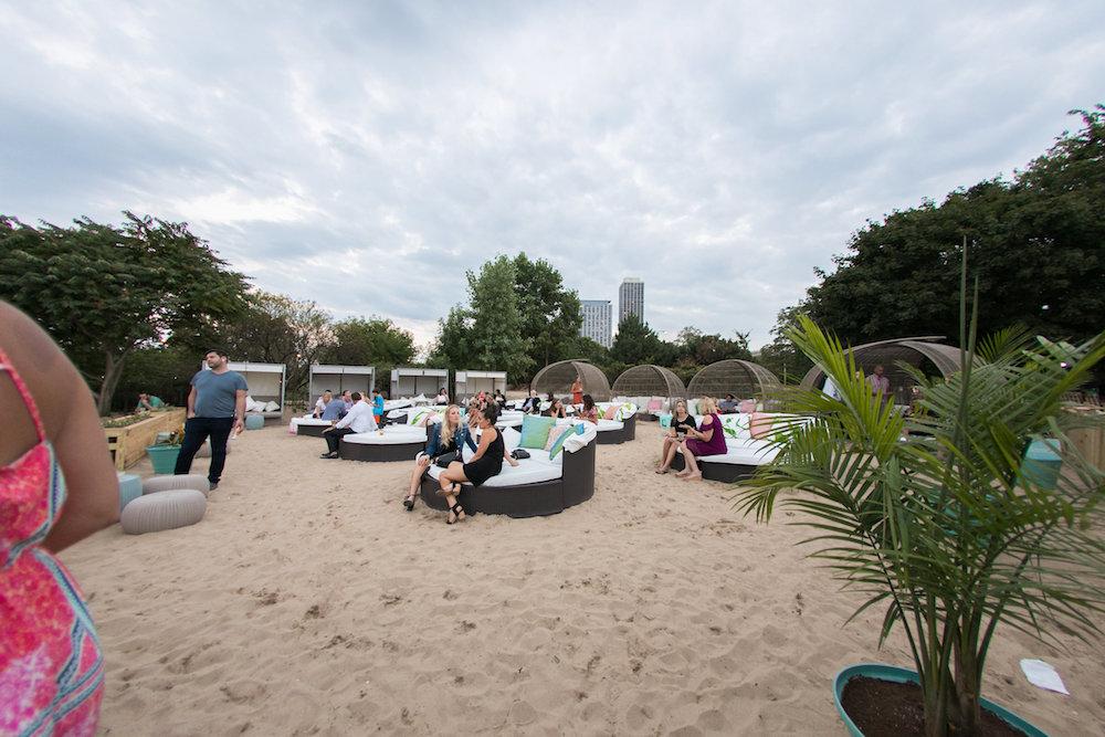 Shore Club Cabanas