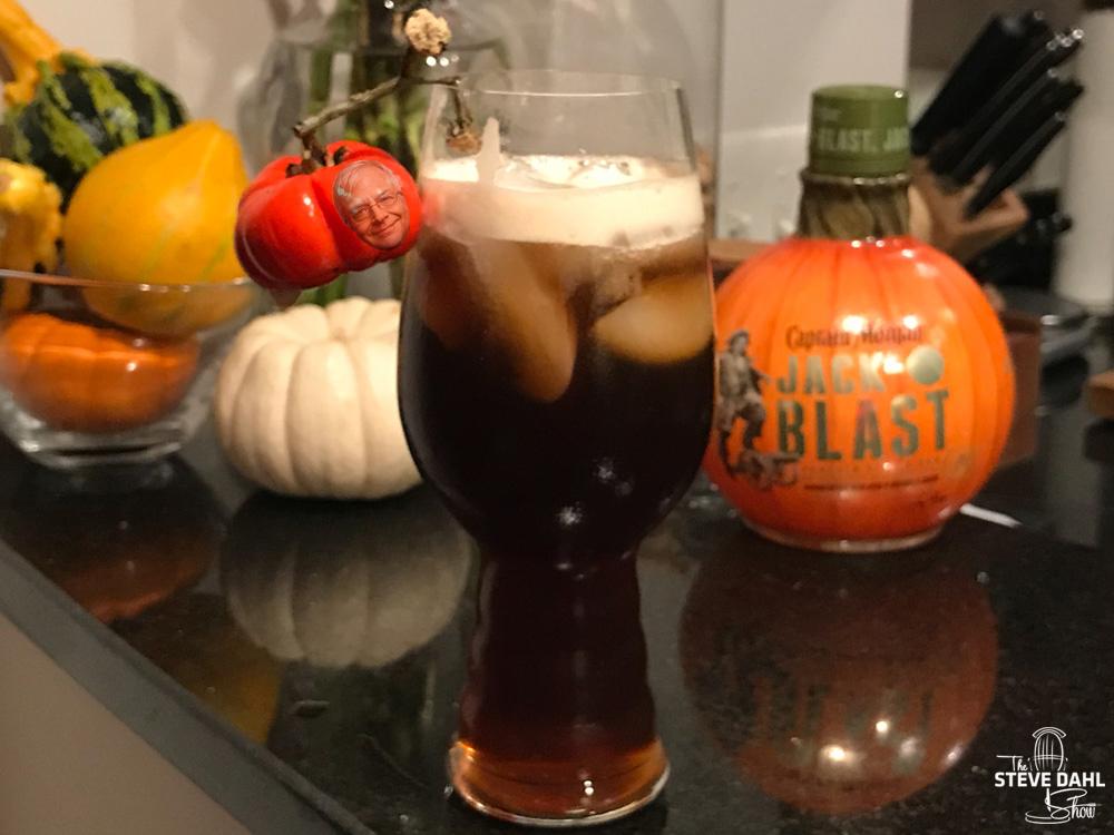 Pumpkin Spice Cocktail Steve Dahl Boozist
