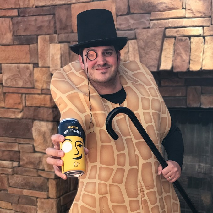 Mr Peanut IPA