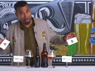 Cheap VS Expensive Beer Garrett Oliver
