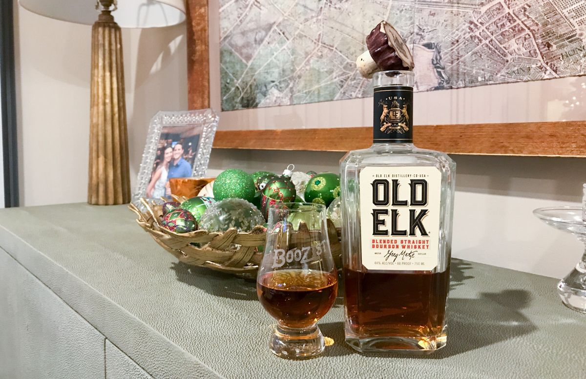 Old Elk Bourbon Flips Sourced Whiskey on its Head