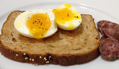 Cooking Fundamentals: Soft and Hard Boiled Eggs