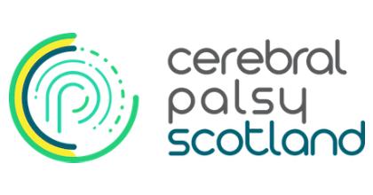Cerebral Palsy Scotland logo