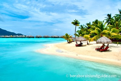 Best Bora Bora Beaches: