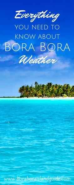 Bora Bora Weather Year Round Seasons Amp Monthly Weather Chart