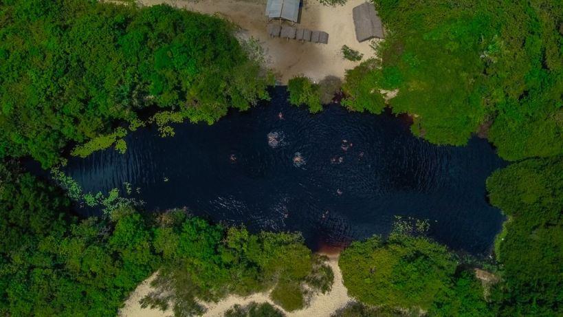 ALGODOAL, um lugar paradisíaco no Pará