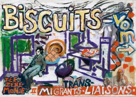 Tee-Zeremonie 2 Transmigrations-Liaisons-Biscuits • 1-18