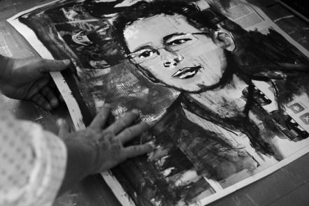 Portrait Paperplaining