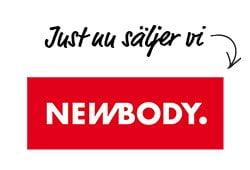 Just nu säljer vi Newbody