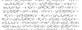 I parametri del Modello Standard. Seconda puntata: i parametri, appunto