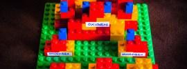 L'acqua di LEGO