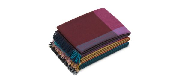 Color Block Blankets Vitra 2