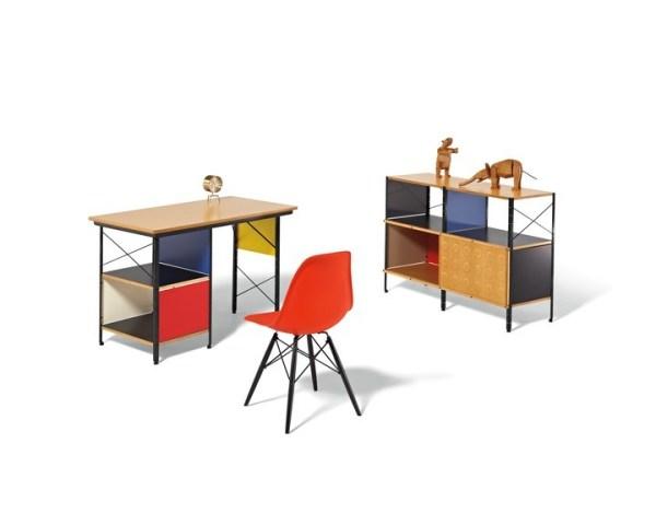 Eames Desk Unit, EDU 1
