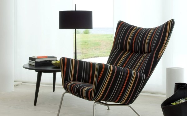 Wing Chair CH 445 2