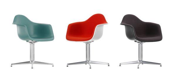 Eames Plastic Armchair DAL 5