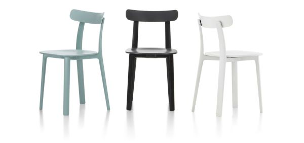 All Plastic Chair 1