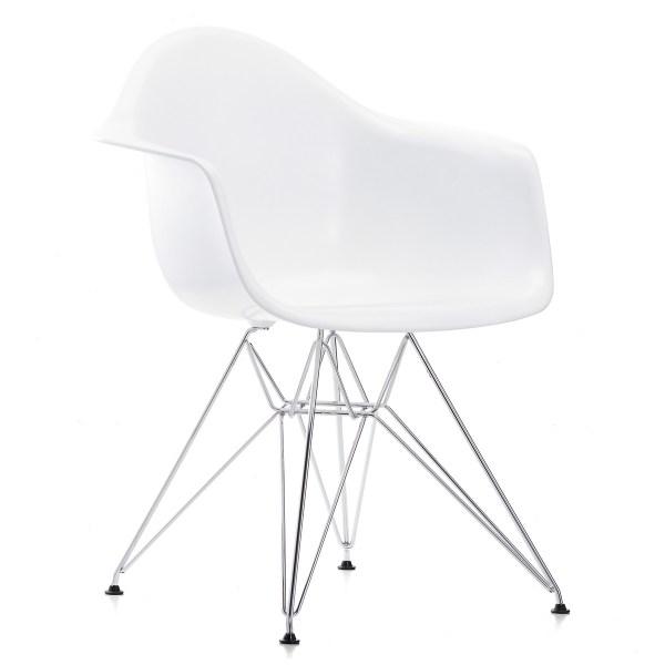 Eames Plastic Armchair DAR 5