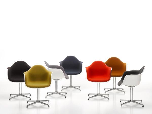 Eames Plastic Armchair DAL 3