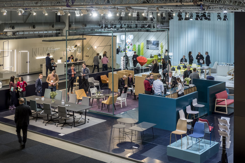Stockholm Furniture & Light Fair 1