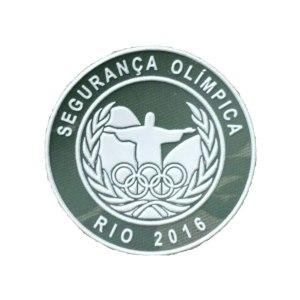 Segurança Olímpica emborrachado camuflado com cinza