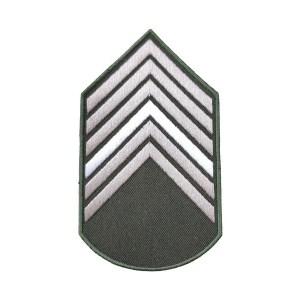 Divisa 1º Sargento, Verde