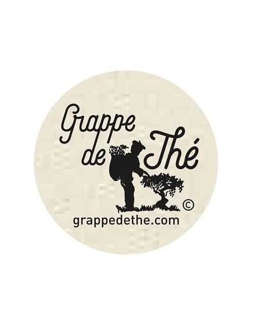 Marque Grappe de Thé - Thé de Bordeaux - Vignobles