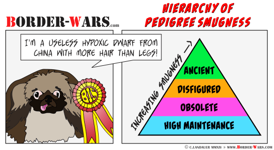 Hierarchy-of-Pedigree-Smugness