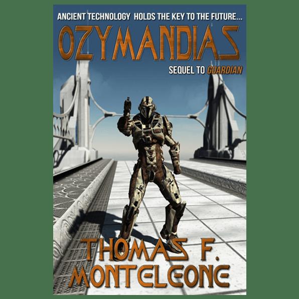 Ozymandias by Thomas F. Monteleone