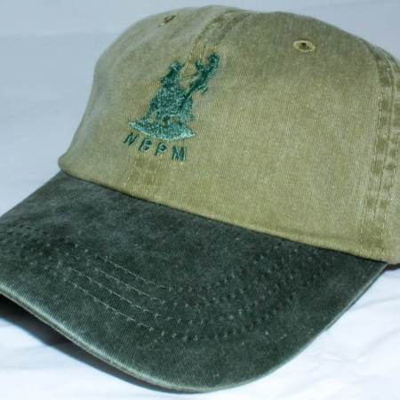 NBPM TWO-TONE CAP - Hats