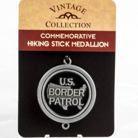 BP WALKING STICK MEDALLION - Misc Gifts