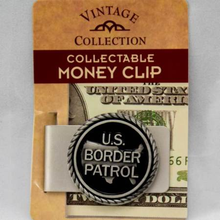 BP Logo Money Clip - Jewelry