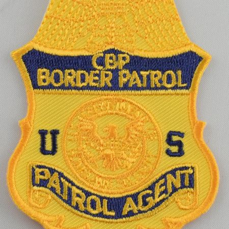 CBP Patch - Patches / Decals