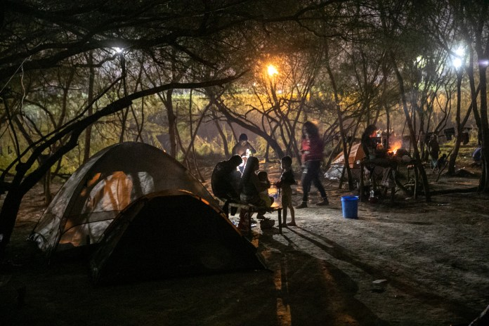 Mexico confirms 1st COVID-19 case at Matamoros migrant camp ...