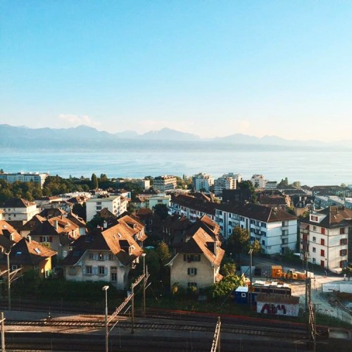 The Story of My Time Abroad in Switzerland