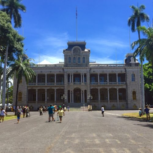 Immerse Yourself in Hawaiian History at Iolani Palace
