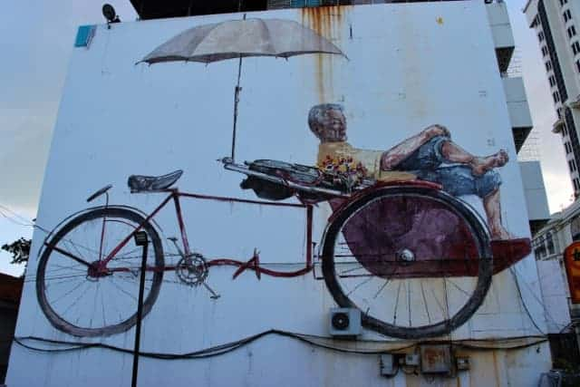 Georgetown  Panang Street Art