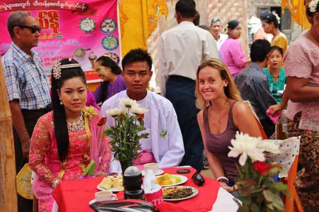 Mandalay wedding