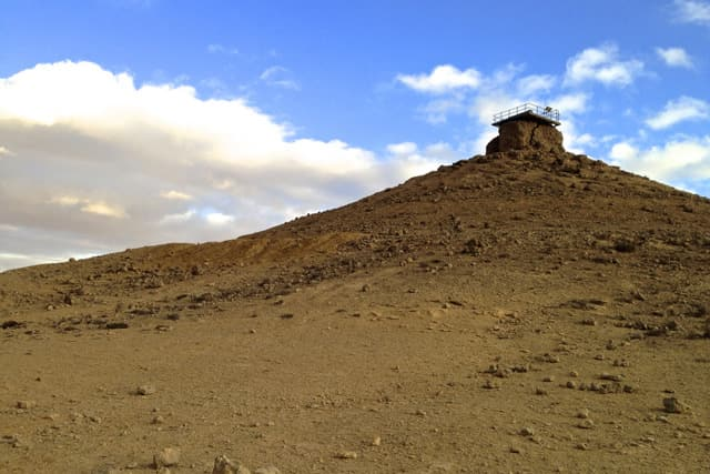 Mitzpe Ramon, Negev Desert, Israel