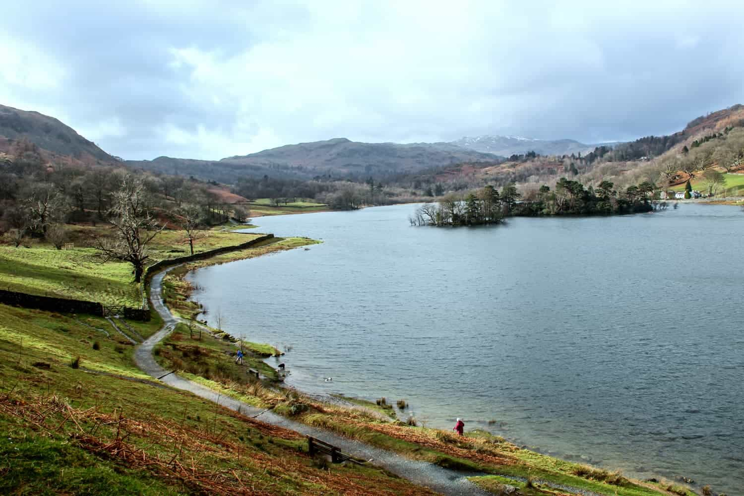 Lake District, England, UK