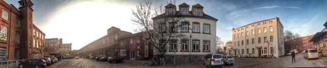 Spinnerei, Plagwitz, Leipzig, Germany