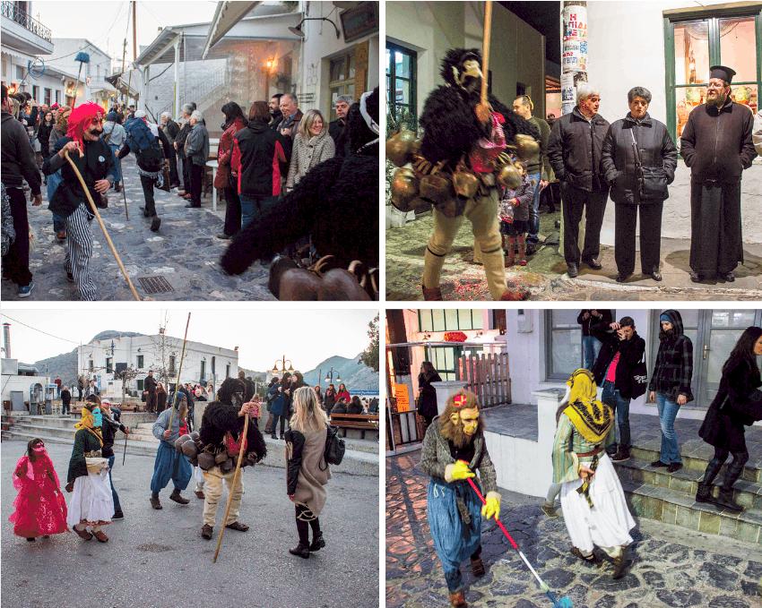 Skyros Island Carnival, Greece