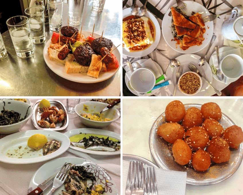 Culinary Backstreets Athens Food Tour, Athens, Greece